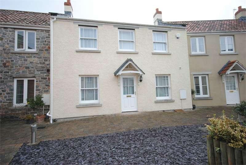 2 Bedrooms Property for sale in Reads Garden Axbridge Somerset BS26