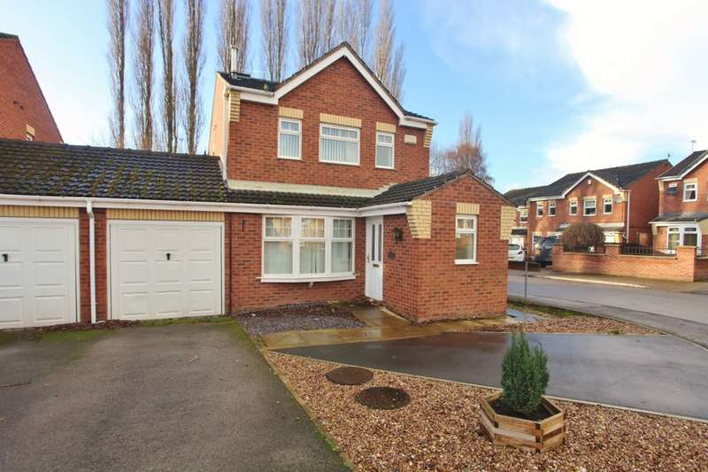 3 Bedrooms Detached House for sale in Bayford Way, Wombwell, Barnsley, S73