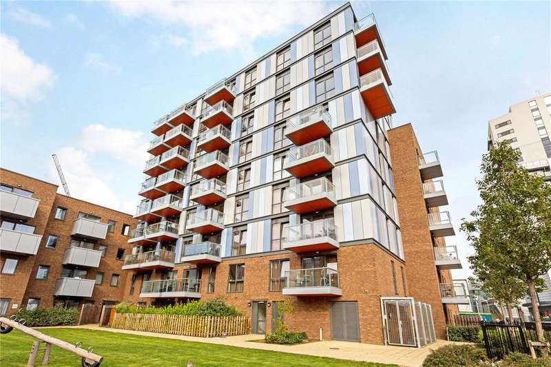 1 Bedroom Flat for sale in Ridley House, 125 Chrisp Street, Canary Wharf, London, E14