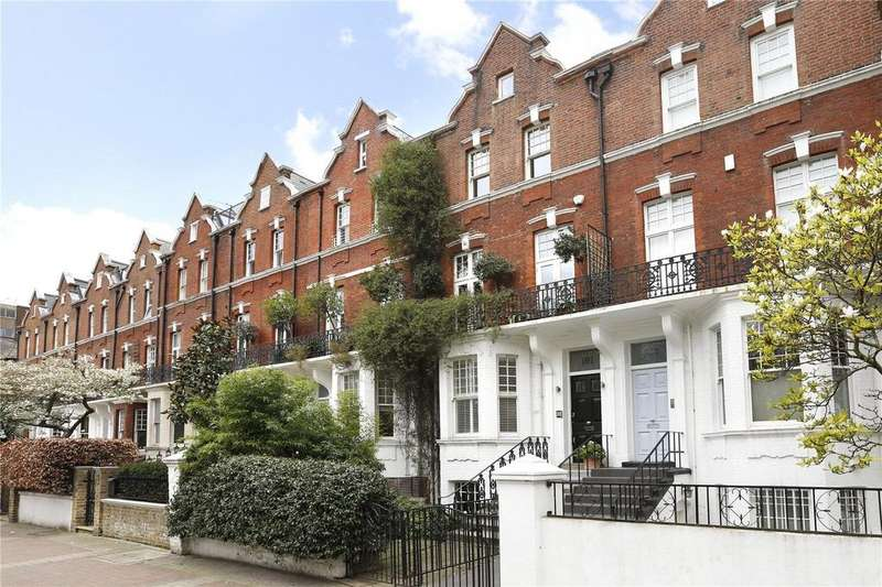 3 Bedrooms Flat for sale in Albert Bridge Road, Battersea, London, SW11