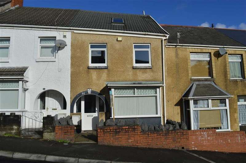 2 Bedrooms Terraced House for sale in Clare Street, Swansea, SA5