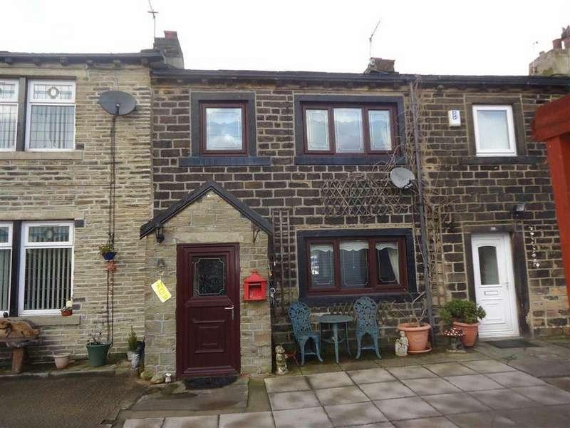 1 Bedroom Cottage House for sale in School Lane, Bradford, West Yorkshire, BD6