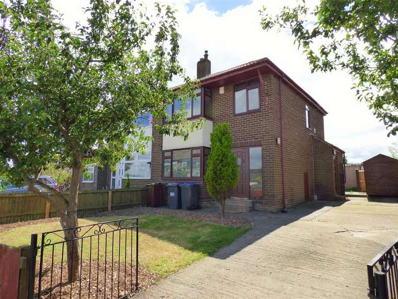 3 Bedrooms Semi Detached House for sale in Wyke Crescent, Wyke, Bradford