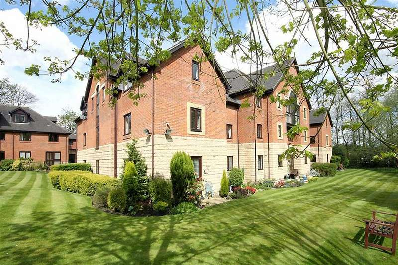 2 Bedrooms Retirement Property for sale in Ashley Road, Altrincham, Cheshire