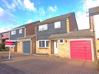 3 Bedrooms Link Detached House for sale in Basildon, Essex