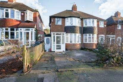 3 Bedrooms Semi Detached House for sale in Saxondale Road, Yardley, Birmingham, Saxondale Road