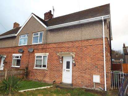 3 Bedrooms Semi Detached House for sale in Maes Meillion, Minera, Wrexham, Wrecsam, LL11