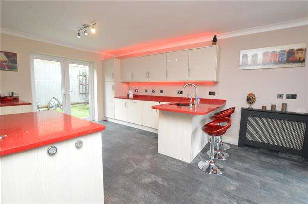 3 Bedrooms Detached House for sale in Rosehill Terrace, Coltham Fields, CHELTENHAM, Gloucestershire, GL52