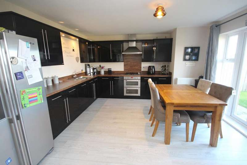 4 Bedrooms Detached House for sale in Dukesfield, Earsdon View, Newcastle upon Tyne, NE27