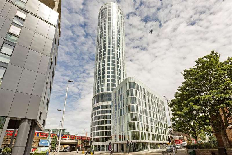 2 Bedrooms Apartment Flat for sale in Sky Gardens,155 Wandsworth Road SW8