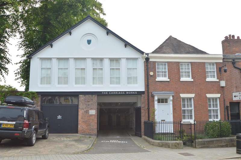 3 Bedrooms Apartment Flat for sale in 5 The Carriage Works, Dogpole, Shrewsbury SY1 1EZ