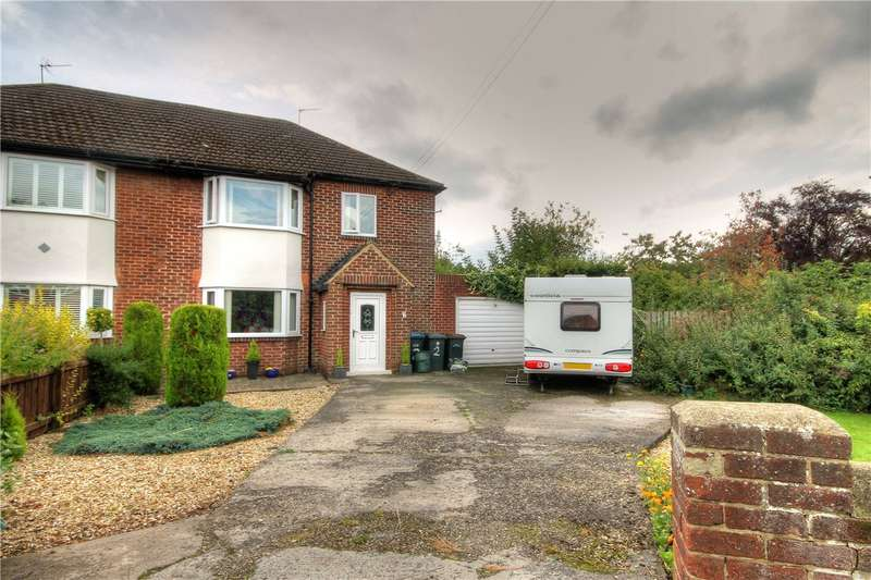 3 Bedrooms Semi Detached House for sale in Crichton Avenue, Chester Le Street, Co Durham, DH3