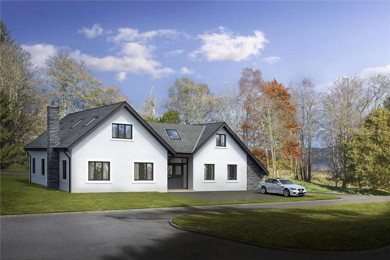 Land Commercial for sale in Plot 2, Craigmore Crag, Carbeth, Blanefield, G63