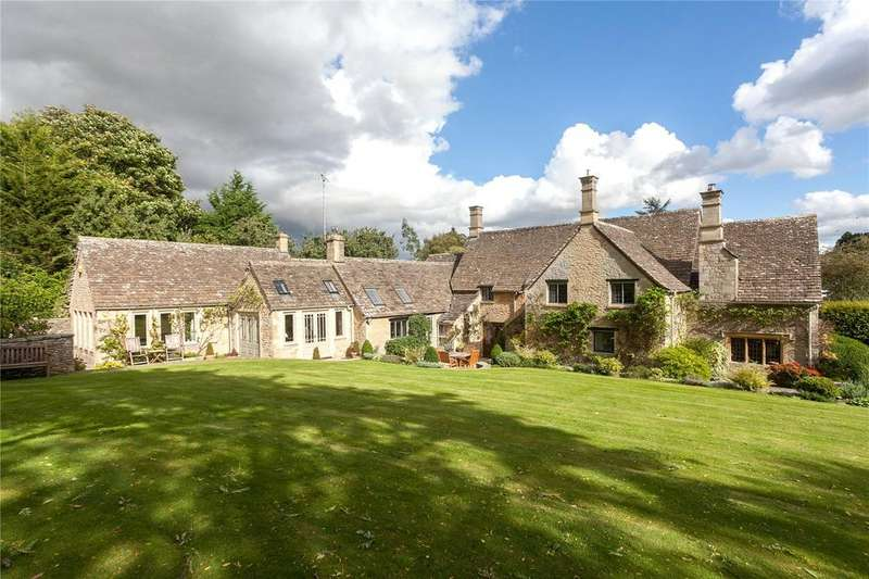 4 Bedrooms Detached House for sale in Barnsley, Cirencester, Gloucestershire, GL7