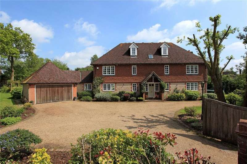 6 Bedrooms Detached House for rent in Basted Lane, Crouch, Sevenoaks, Kent, TN15