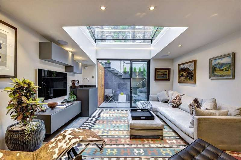 3 Bedrooms Terraced House for sale in Molyneux Street, Marylebone, London, W1H