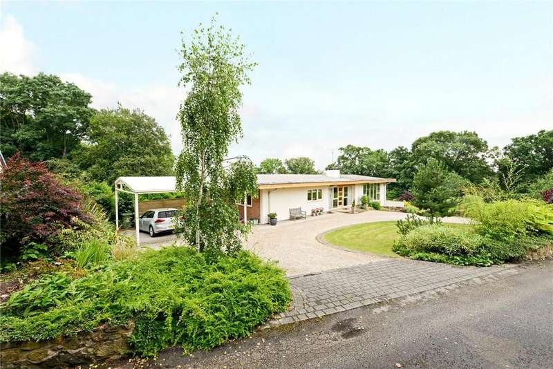 4 Bedrooms Detached House for sale in Pistyll Hill, Marford, Wrexham, LL12