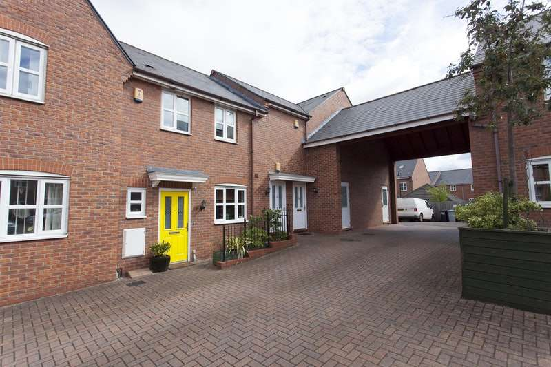 2 Bedrooms Flat for sale in Golden Hill, Wychwood Village, Weston, Crewe, Cheshire, CW2