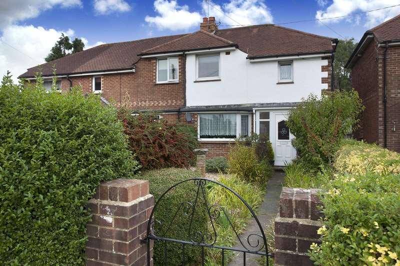 2 Bedrooms Semi Detached House for sale in Northway Road, Littlehampton, West Sussex, Bn17