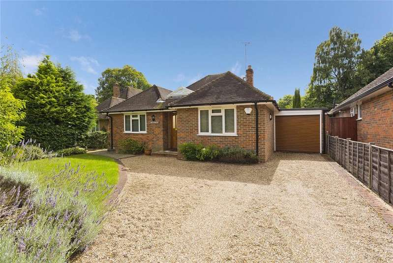 3 Bedrooms Detached Bungalow for sale in Ellesmere Road, Weybridge, Surrey, KT13