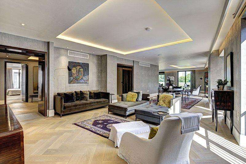 3 Bedrooms Flat for sale in St. Edmunds Terrace, St. John's Wood, London, NW8