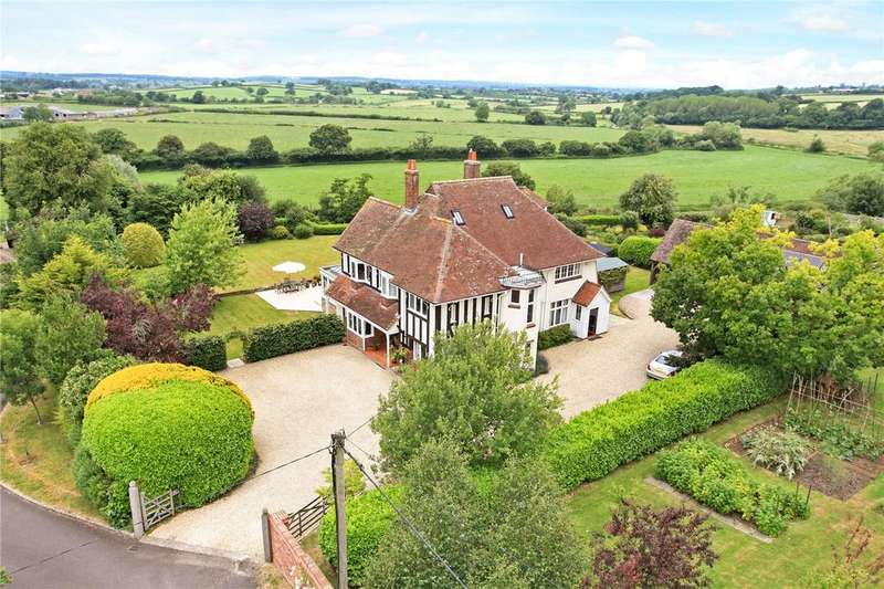 6 Bedrooms Detached House for sale in Buffetts Road, Sturminster Newton, Dorset, DT10