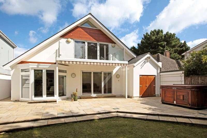 4 Bedrooms Detached House for sale in Brownsea Road, Sandbanks, Poole, Dorset, BH13