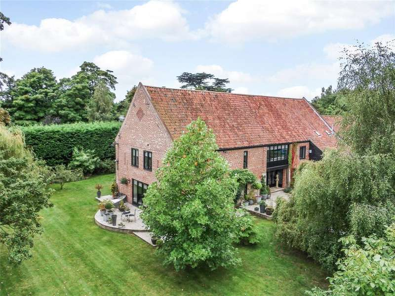 4 Bedrooms Unique Property for sale in Toft Monks, Beccles, Norfolk, NR34