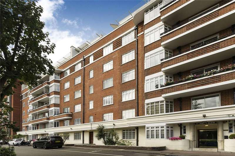 4 Bedrooms Flat for sale in St. James Close, St. John's Wood, London, NW8