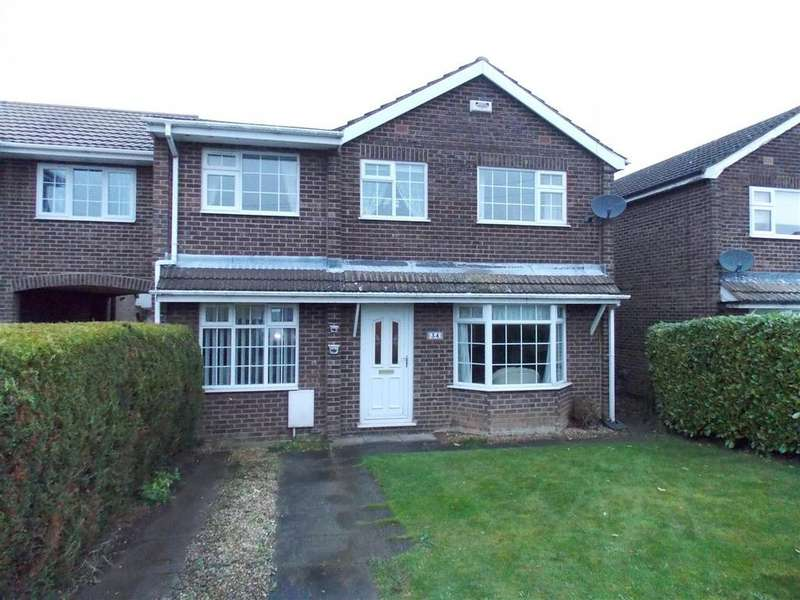 4 Bedrooms Detached House for sale in Woodlands Avenue, Keelby, Grimsby