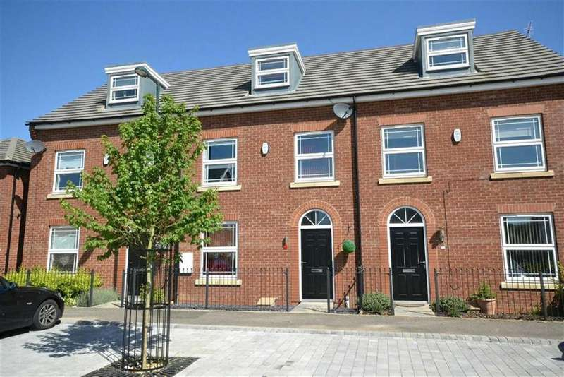 3 Bedrooms Town House for sale in De Montfort Park, Boston