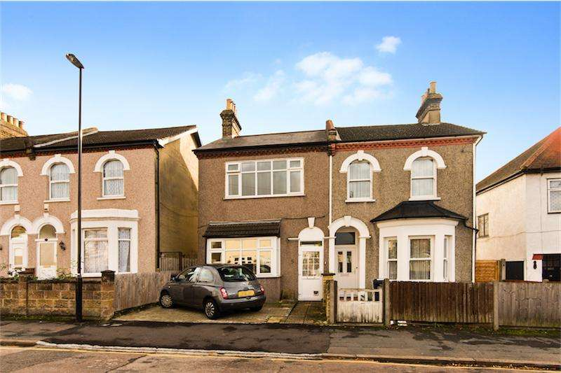 4 Bedrooms Semi Detached House for sale in Seneca Road, Thornton Heath
