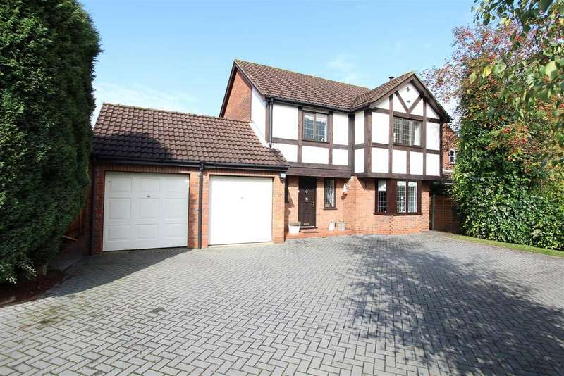 4 Bedrooms Detached House for sale in Station Road, Great Coates, Grimsby