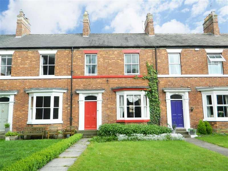 5 Bedrooms Terraced House for sale in Belgrave Terrace, Sowerby