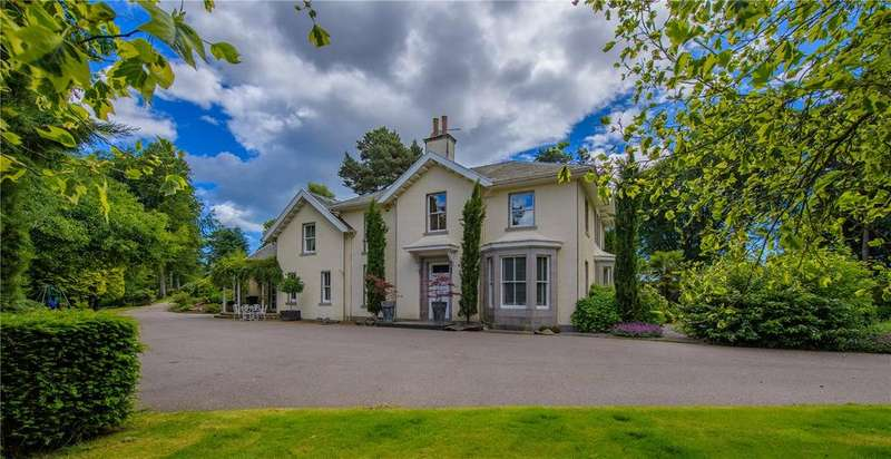 6 Bedrooms Unique Property for sale in Drumgarth, Inchgarth Road, Pitfodels, Aberdeen, AB15