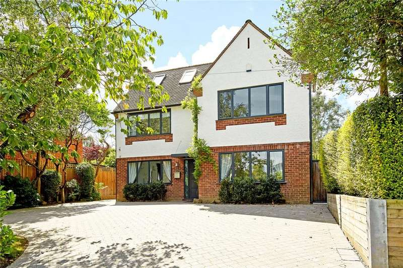 5 Bedrooms Detached House for sale in Romford Road, Pembury, Tunbridge Wells, Kent, TN2