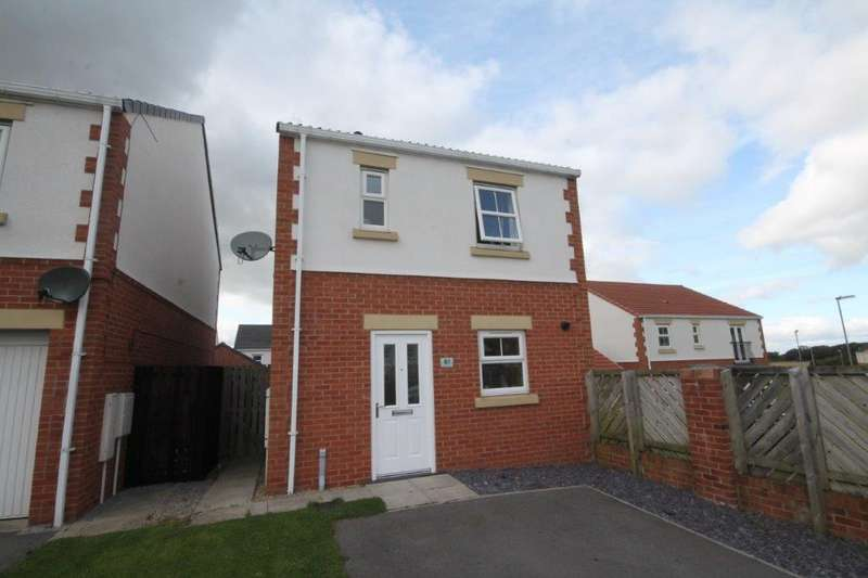 3 Bedrooms Detached House for sale in Lavender Crescent, Middlestone Moor