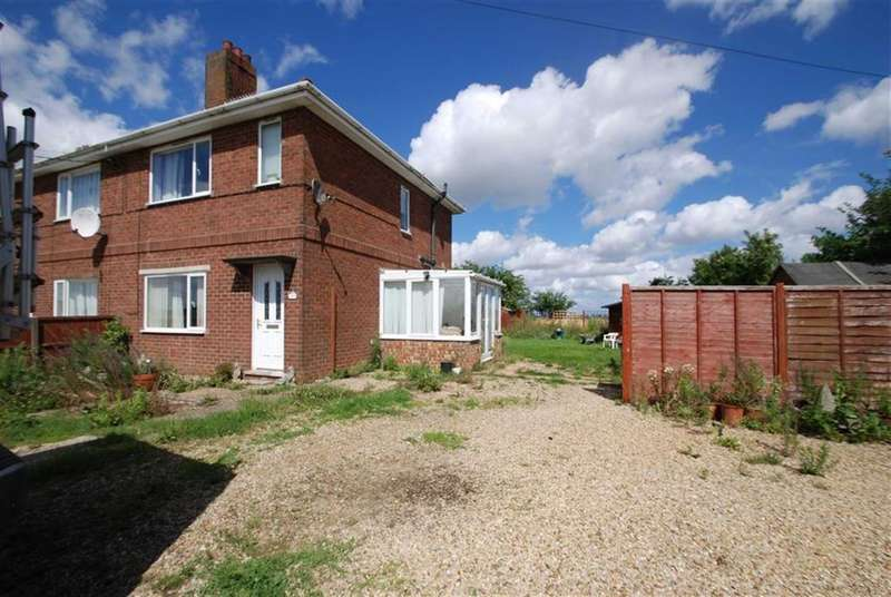 3 Bedrooms Semi Detached House for sale in Grovefield Lane, Freiston