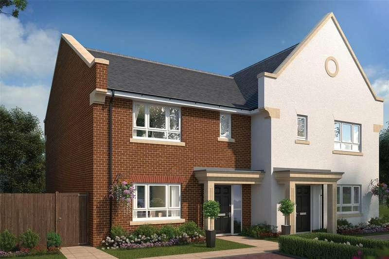 4 Bedrooms Semi Detached House for sale in Plot 38 - The Jackson, 1811, Powder Mill Lane, Leigh, TN11