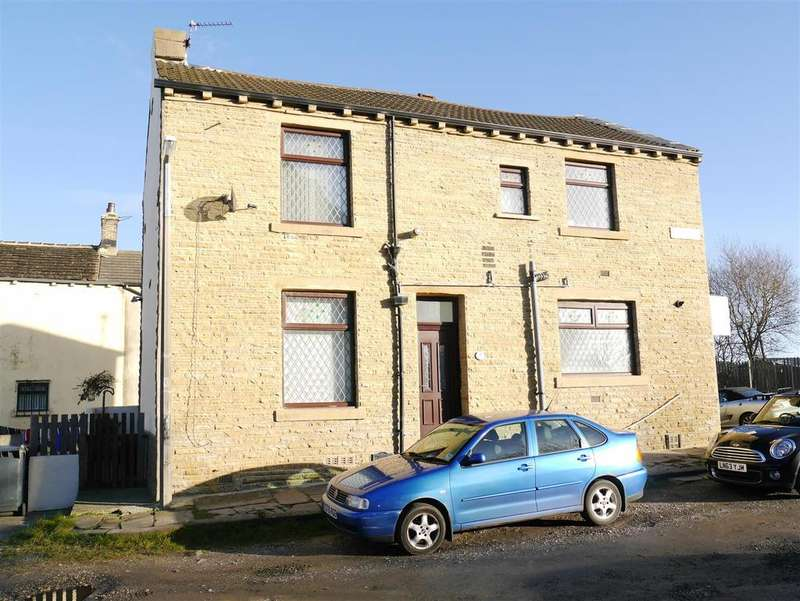 2 Bedrooms House for sale in Cutler Heights Lane,Cutler Heights, BD4 9JG