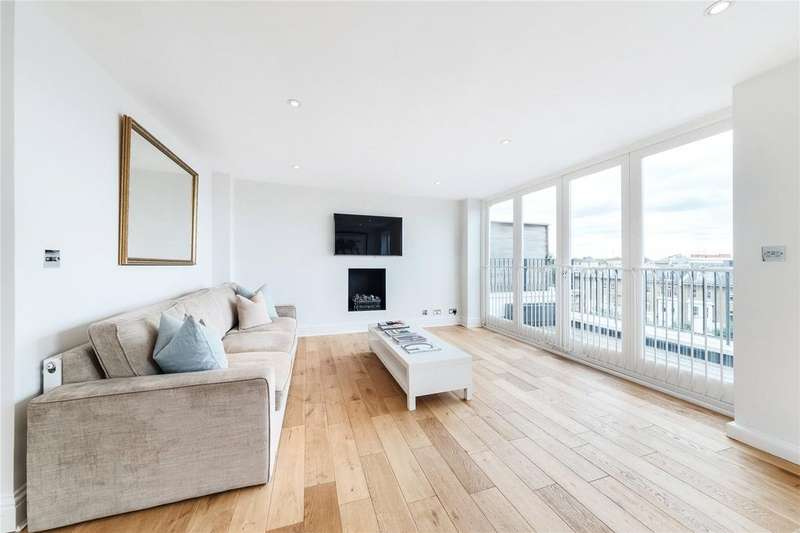 2 Bedrooms Flat for sale in Harcourt Terrace, Chelsea, London, SW10