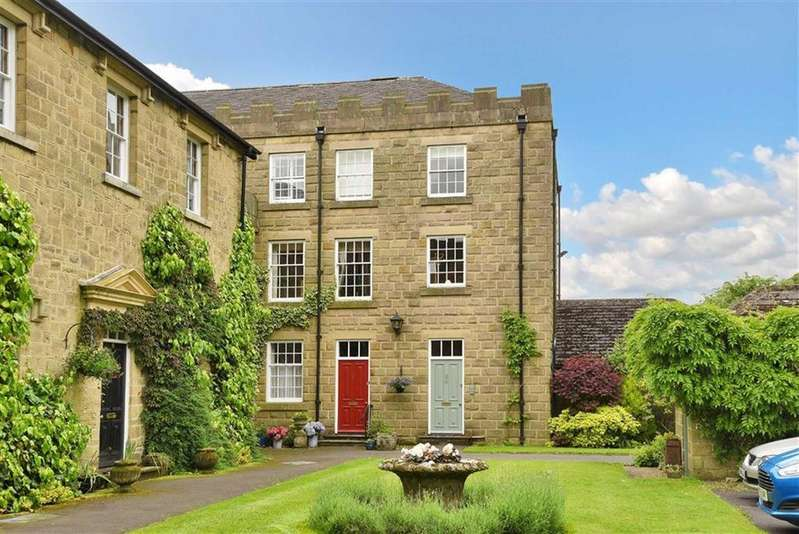3 Bedrooms Apartment Flat for rent in Sydnope Hall, Sydnope Hill, Matlock, Derbyshire, DE4