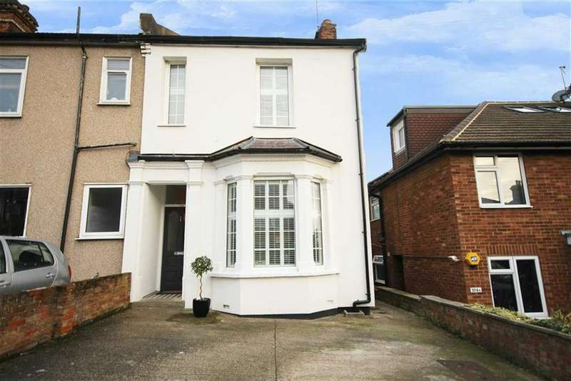4 Bedrooms House for sale in Hadley Road, New Barnet, Hertfordshire