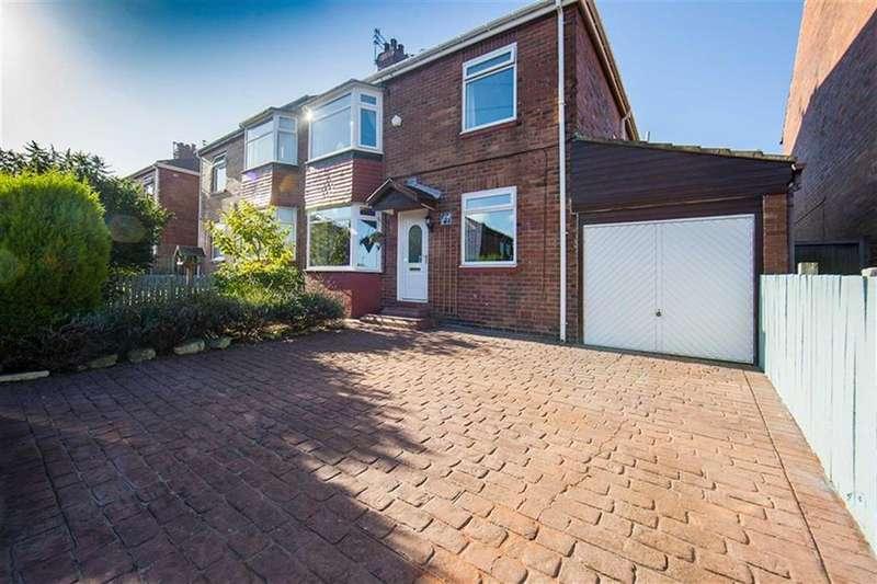 3 Bedrooms Semi Detached House for sale in Borrowdale Avenue, Walkerdene, Newcastle Upon Tyne, NE6