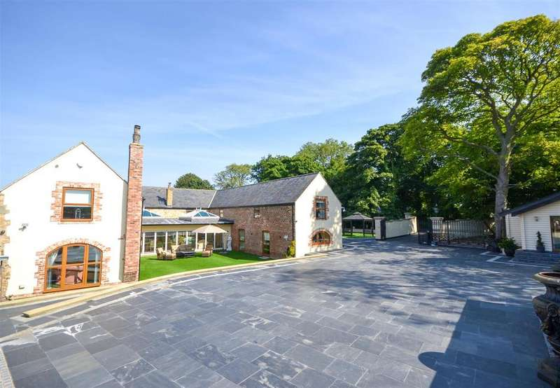 6 Bedrooms Detached House for sale in The Fold, Burdon Warden Law