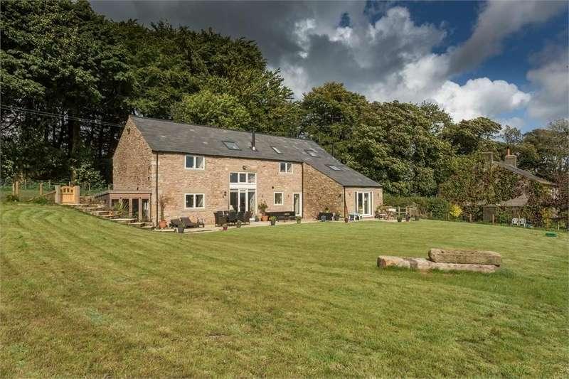 4 Bedrooms Detached House for sale in Deer Barn, Stonyhurst