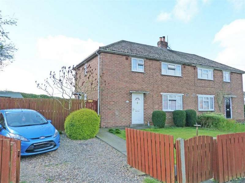 3 Bedrooms Semi Detached House for sale in Houghton Lane, Sancton, York