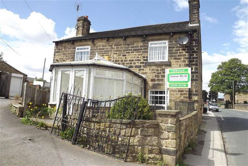3 Bedrooms Detached House for sale in Church Street, Brierley, Barnsley, S72