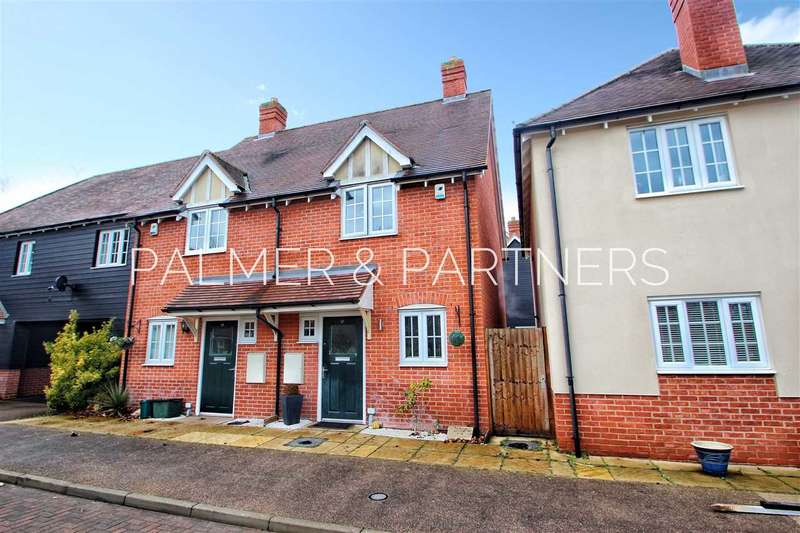 2 Bedrooms Semi Detached House for sale in Richmond Road, Colchester
