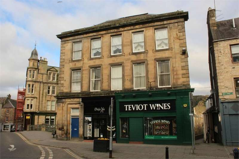 4 Bedrooms Flat for sale in 7 Tower Knowe, HAWICK, Scottish Borders